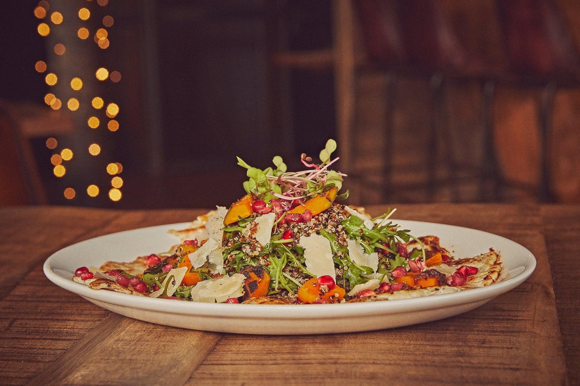 Marks Of Deptford Social Bar Kitchen healthy meal