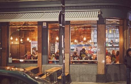 Marks Of Deptford Social Bar Kitchen 48